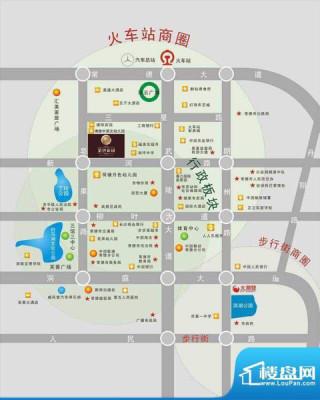 火车站大市场 金色家园137.45m²大毛坯房+地下停车位