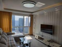 (武陵區)萬達湖公館2室2廳1衛2200元/月85m2精裝修出租