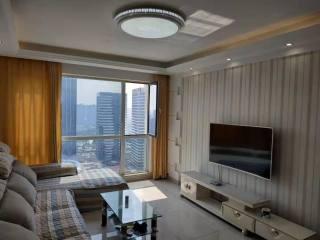 (武陵区)万达湖公馆2室2厅1卫2350元/月85m²精装修出租