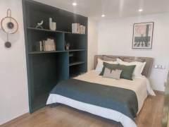 新上!急售好房,1室1厅1卫35m²毛坯房