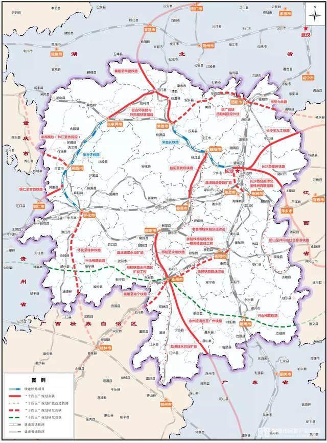 湖南2025:6大枢纽,8条通道,11座机场,16条高铁,9城房价下跌