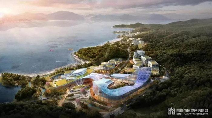 深圳国际食品谷常德产业园即将落户柳叶湖!