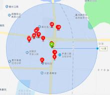 天润·汇景公园配套图
